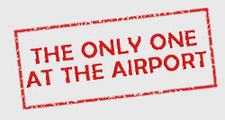 Elbabycar: the only one rental at the airport